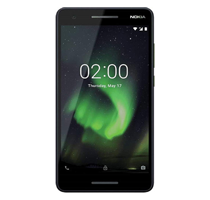 nokia 2.1 ( 1gb ram/ 8gb storage/ dual sim 4g),mix colour