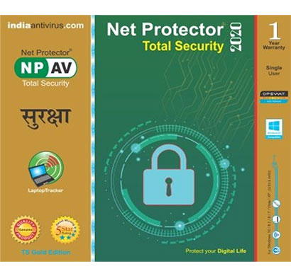 npav total security 2020 - 1 pc, 1 year