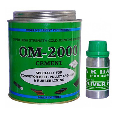 oliver rubber om-2000 adhesive cold vulcanizing solution
