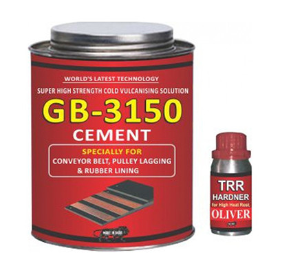 oliver rubber gb-3150 adhesive cold vulcanizing solution