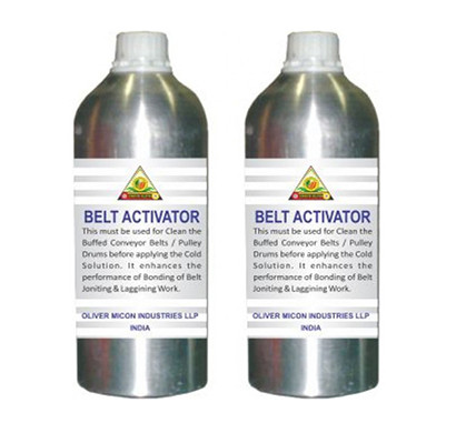 oliver rubber belt-o-cleaner activator solution