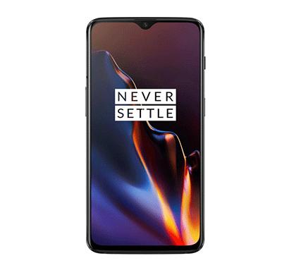 oneplus 6t (6gb ram, 128gb storage), mirror black