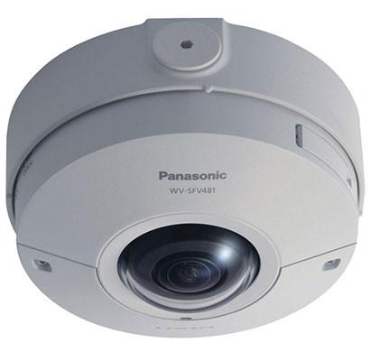 panasonic wv-x6531n i-pro ultra 12mp outdoor network dome camera, fisheye lens