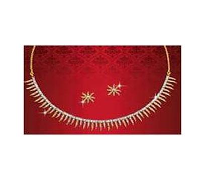 peora fashion sunshine jewellery set silver with alloy