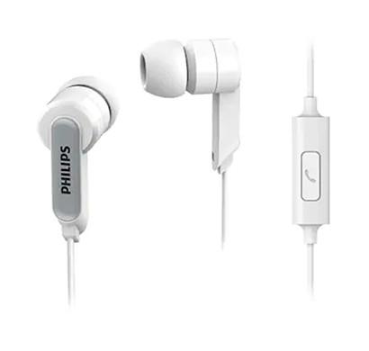 philips she 1405 headphone (white,in the ear)
