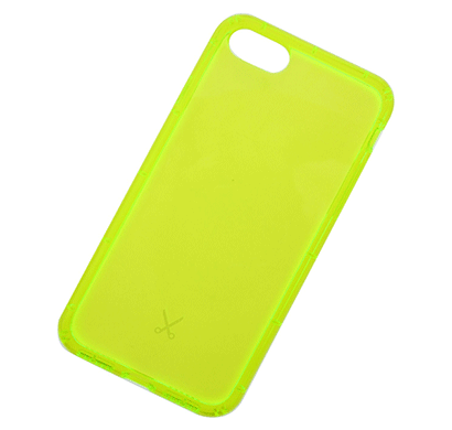philo - airshock for iphone 7 - yellow
