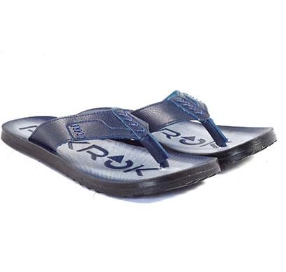 pokrok men pu casual slipper (sparkle-5) blue, tan, brown, black