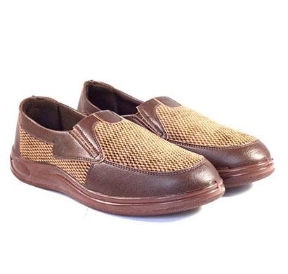 pokrok men pu extracomforting shoes (comfii) black, brown
