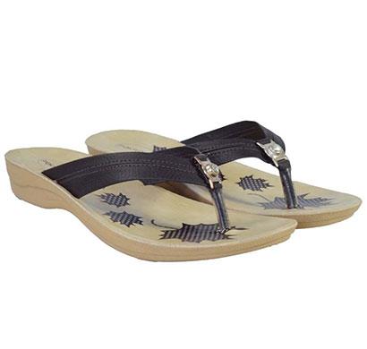 pokrok women pu stylish sandal (zoos8) brown, black, red