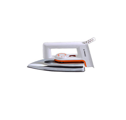 pringle di-1101 dry iron 750 watt white