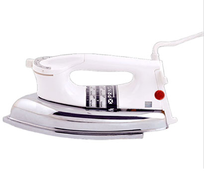 pringle dry iron di-1102 750 watt white