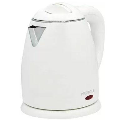 pringle ek 609 electric kettle 1.8 ltr white
