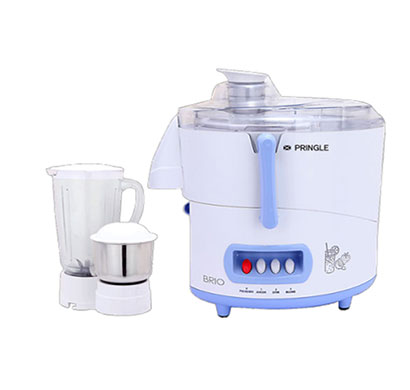 pringle juicer mixer grinder brio 500 watt white