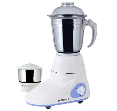 pringle 450 watt mixer grinder 2 jars