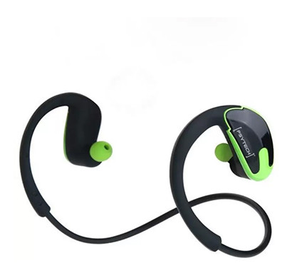 psytech r8 bluetooth headset with mic in the ear(green,blue,red)