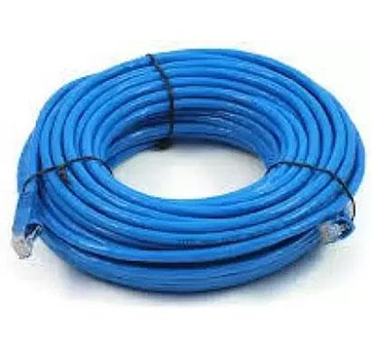 quantum cat5e 5m patch cable (blue)