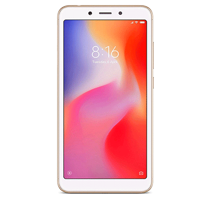 redmi 6a (gold, 2gb ram, 32gb storage)