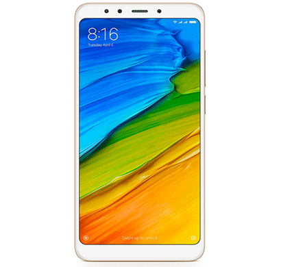 redmi 5 (5.7) inch full screen display, 4gb ram (gold, 64gb)