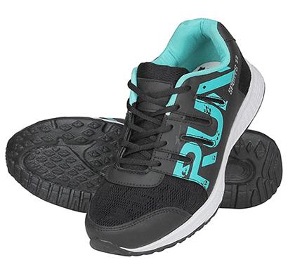 redon sport shoes for men (black, blue)