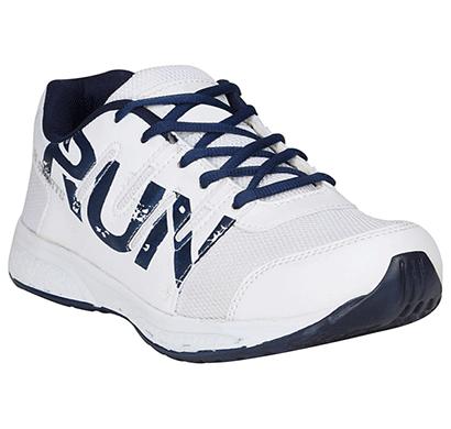 redon men's sports shoes/ stylish sports running shoes (white)