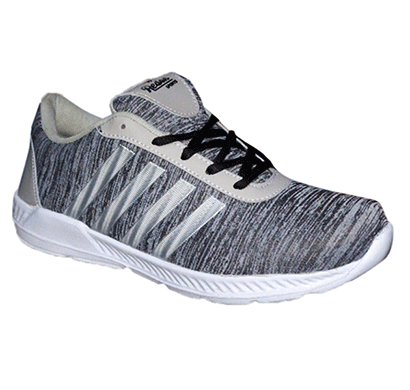 redon men's sports shoes/ running shoes/ gym shoes/ athletic shoes/ walking shoes/ stylish sports running shoes (grey)