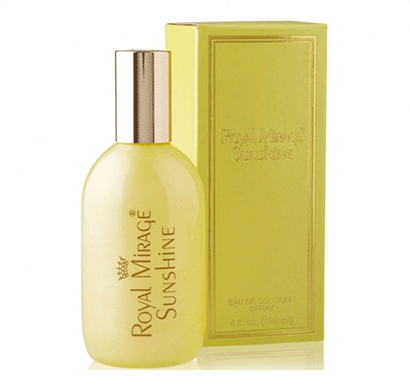 royal mirage sunshine 120 ml perfume for men