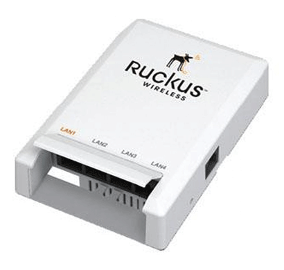 ruckus zoneflex 7025 wi-fi wall switch - wireless access point