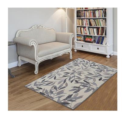 rugsmith (rs000009) rug & carpet brown multi color premium qualty floral pattern polyamide nylon birch rug area rug