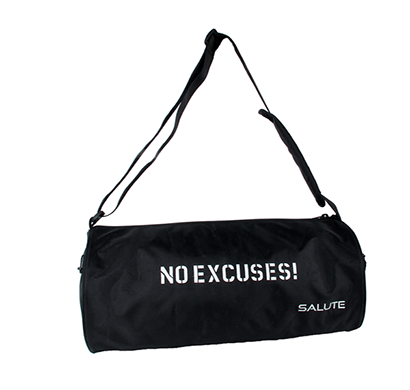 s_trendy gym bag (black)