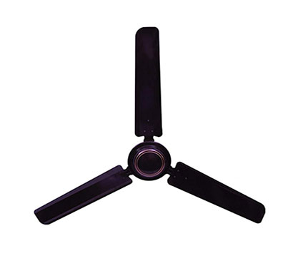 sameer gati (1200mm) ceiling fan (brown)