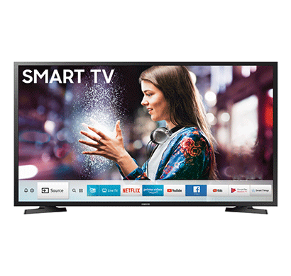 samsung (ua32n4310) 80cm (32 inches) series 4 hd led smart tv (black)