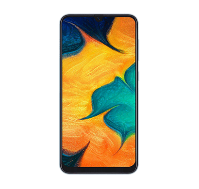 samsung galaxy a30 (mix colour, 4gb ram, 64gb storage)