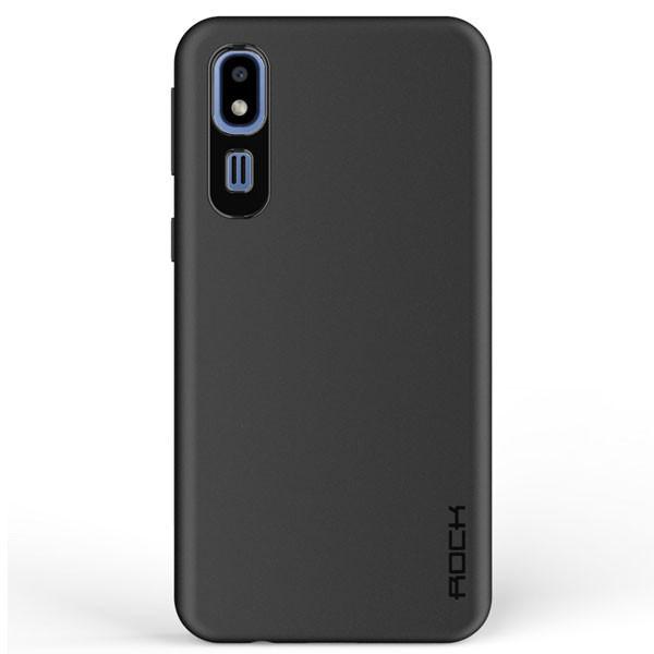 Samsung A2 Core Back Cover ( Black)