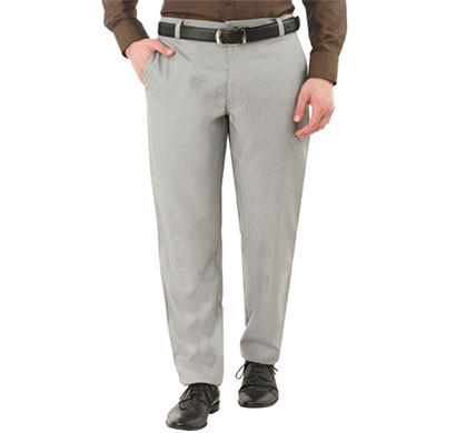 shaurya-f tr-255 slim fit men linen beige trousers