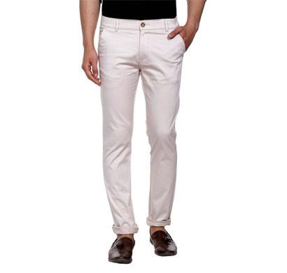 shaurya-f tr-224 slim fit men beige trousers