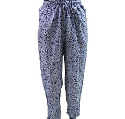 silver ladies blue pyjama (blue)