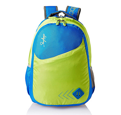 skybags (bpleo4blu) footloose leo 4 backpack blue