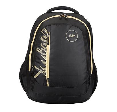 skybags (lpbpgiz5blk) footloose gizmo 5 / 30 ltrs / black / laptop backpack