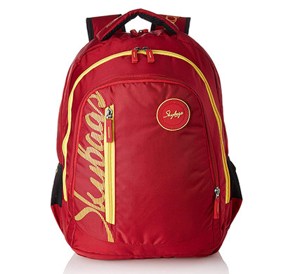 skybags (lpbpgiz5red) footloose gizmo 5 / 30 ltrs / red/ laptop backpack