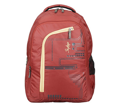skybags (lpbprou3red) 29 ltrs red laptop backpack