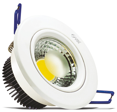spot light 5w-luminext - dynalite m5, warm white, 2 year warranty