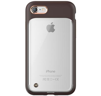 stil- sb2aiht01mbrn, monokini case for apple iphone 8/7, brown