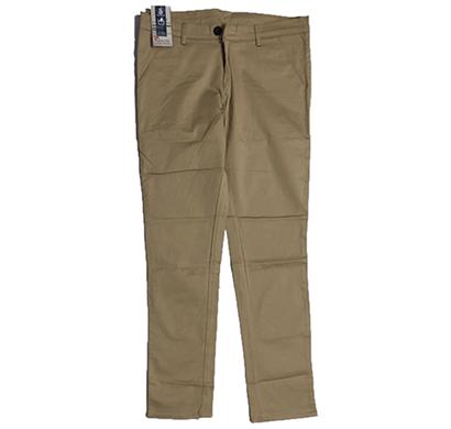 swikar men's cotton pants biege