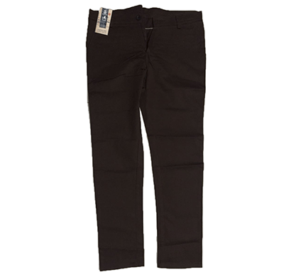 swikar men's cotton pants black