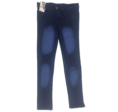 swikar men's denim jeans blue