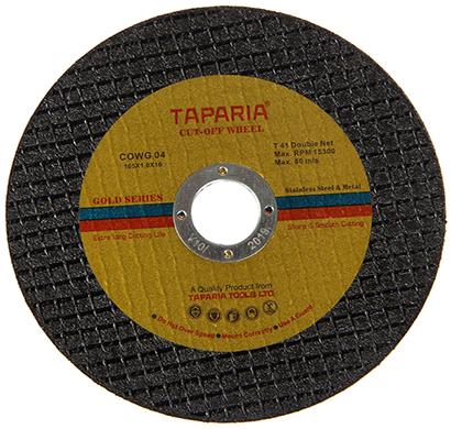 taparia - cowg 04, cut off wheel