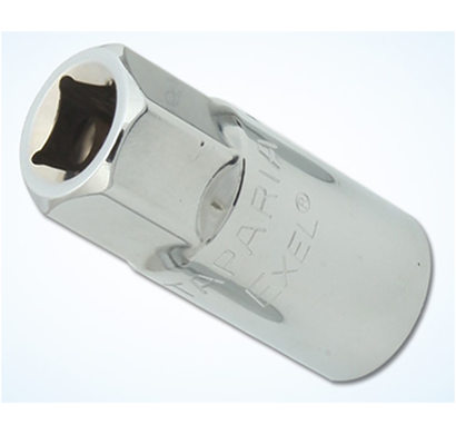 taparia - hd 19, heavy duty hexagonal socket 12.7mm, square drive