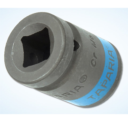 taparia - im 27, impact sockets hexagonal 12.7mm, square drive