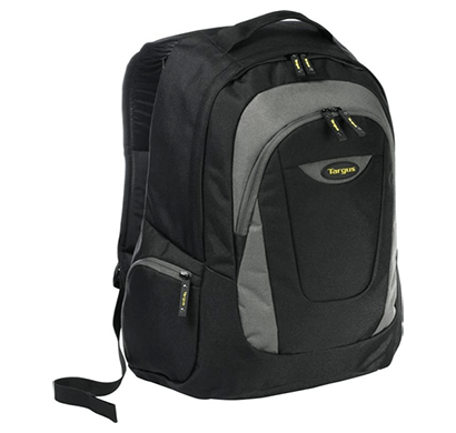 targus trek backpack for 16 inch laptop (black)