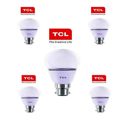 tcl led bulb - 3w natural white